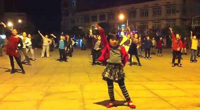 广场舞小视频
