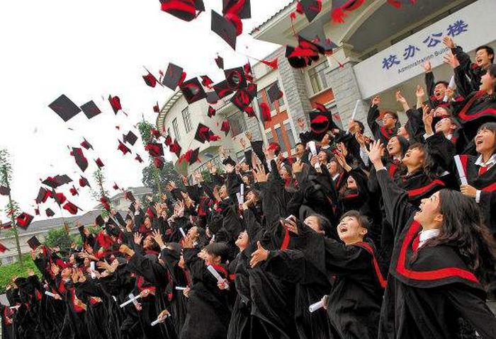 学生步入社会
