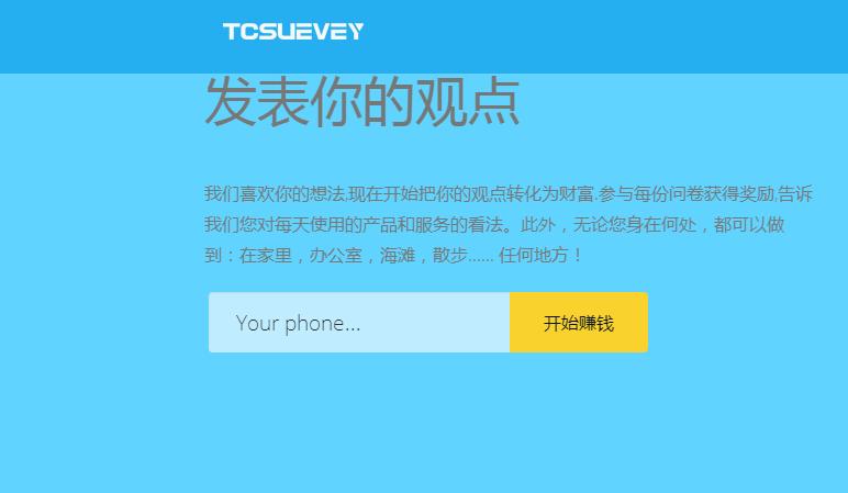 TCsurvye